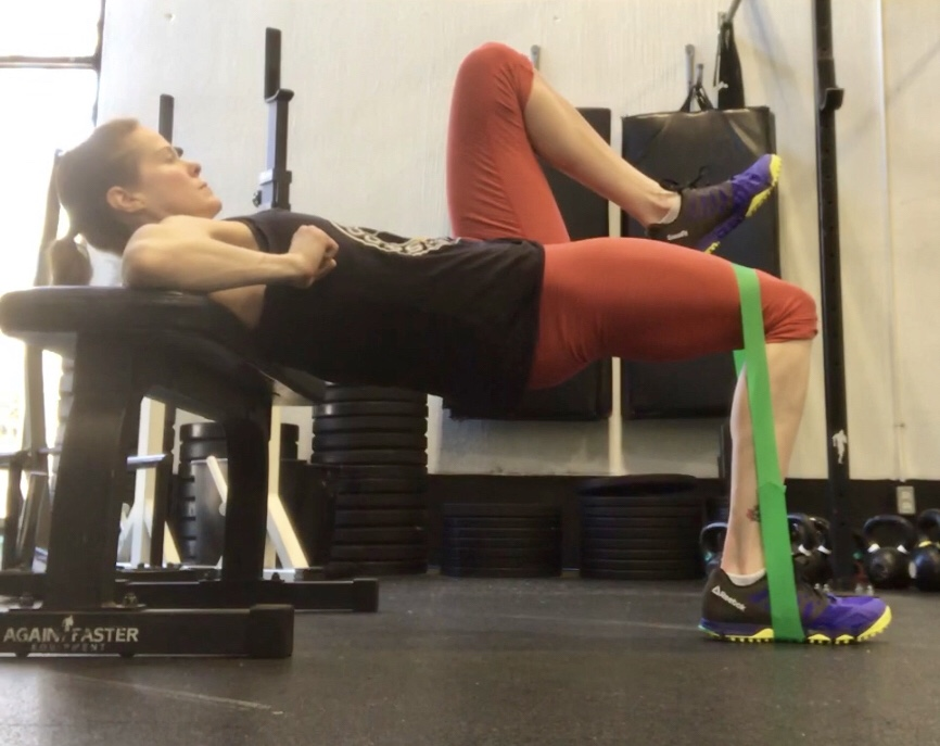 5 Resistance Band Exercises For The Lower Body